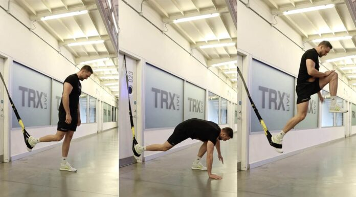 This Challenging TRX Finisher Is the Move You'll Love and Hate — and Need